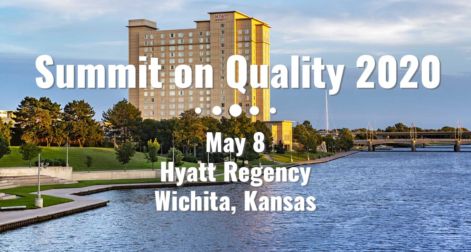 Save the date for the 2020 Summit on Quality