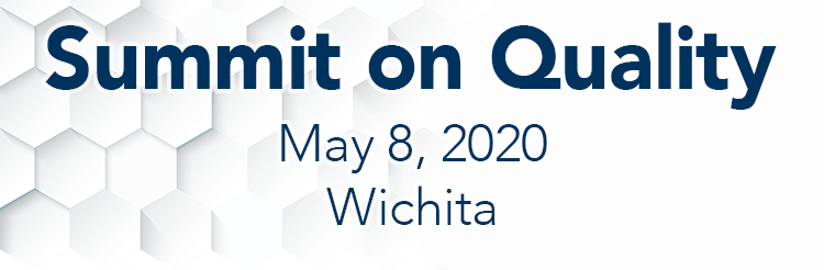 Save the date for the Summit on Quality - May 8, 2020
