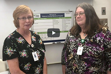 Osborne County Memorial Hospital: Dramatically reducing patient falls with injury
