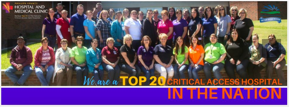 Employees of Phillips County Health Systems